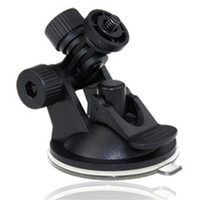 Wholesale Suction Mounted Video - Wholesale- High Quality Windshield Mini Suction Cup Mount Holder for Car Digital Video Recorder Camera