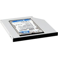Vente en gros - SATA Optical Bay 2nd Hard Drive Caddy, Universal pour 9,5 mm CD / DVD Drive Slot (pour SSD et HDD)