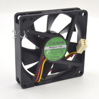 Wholesale 12v 0.23a fan for sale - Group buy New Original SUNON KDE1207PHV1 A V W A MM Computer CPU Fan Cooler Fan