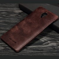 Wholesale Parts Accessories For Mobile - Mobile Phone Accessories Parts Mobile Phone Bags Cases Case for OnePlus 3 KEZiHOME Retro Genuine Cow Leather Hard Back Cover capa For