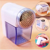 Wholesale hair removal clothes resale online - Mini Hair Ball Trimmer Hair Removal Device Clothes Are Home Essential Function Shaver Convenient And Quick Hot Sell fx J R