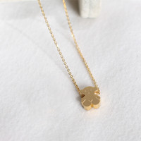 Wholesale Colour Necklace - TL Stainless Steel Pendant Necklace 2 Colours 316L Gift Brand Jewelry High Quality Never Fade Cute