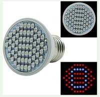 e27 scheinwerfer großhandel-3,5 watt 60 led pflanzenwachstum lichter LED Wachsen Lichter Flutlicht E27 LED Wachsen Lampe Für Blumen Pflanzenfrucht Hydroponik System beleuchtung