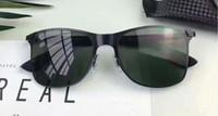 Wholesale Protection Materials - New designer sunglasses 3521 sunglasses for men women sun glasses brand designer UV protection Aluminum and magnesium material frame