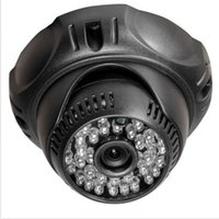 Wholesale Security Camera 48ir - Wide angle CMOS COLOR 1200TVL 48IR 2.8mm lens Cctv Security Camera Indoor Video Closed System CCTV - Wired