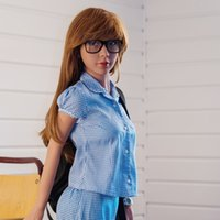 Wholesale Cheap Solid Sex Doll - Free shipping real vagina 100cm(same as video) cheap price hairy pussy silicon sex doll,full body silicone sex doll