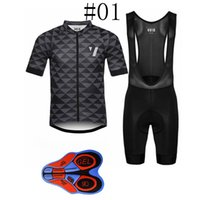 b03dd2137 Cycling Jerseys Set Short Sleeves Summer Road Cycling Tops+ 9D Gel Padded Shorts  Bike Wear Compressed MTB Ropa Ciclismo Size XS-4XL