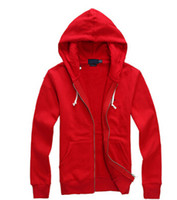 Wholesale free shipping clothes hoodies for sale - Group buy Fleece Hoodies Men Autumn New Hooded Solid Casual Slim Fit Sweatshirts Spring Pullovers Clothes