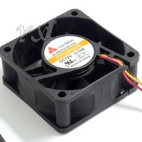 Wholesale computer power supply fans - Wholesale Y.S.TECH FD126025HB 6025 6CM 60*60*25MM 12V chassis fan power supply fan silent type