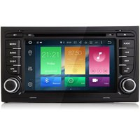 Octa Core Android 6.0 Auto Car DVD Stereo для Audi A4 S4 RS4 2002-2008 GPS-приемник 4G WIFI OBD DVR Зеркальный экран USB SD BT 4.0 Phonebook