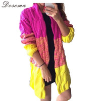 Wholesale Open Sweater For Women - Wholesale-Fashion Autumn&Winter Knitted Crochet Sweater For Women Long Twisted Cardigan Open Stitch Full Sleeve Female Cardigan Sweaters