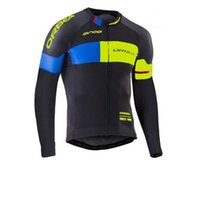 Wholesale Orbea Shirt - Bicycles New!!! ORBEA Men's Cycling long sleeve jersey MTB Bicycle Clothing maillot ciclismo pro team bicicleta Outdoor D0112
