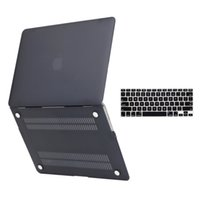 Wholesale Macbook Air A1466 - Matte Rubber Coated Soft Touch Plastic Hard Case with keyboard cover for MacBook Air 13 inch Model A1369 and A1466