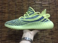 Wholesale Wholesale Running - wholesale With box man shoes SPLY 350 v2 Boost 350V2 With Box 2017 NEW 9366 Running Shoes Sneakers 350 Boost V2 woman man shoes size 48