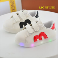 Wholesale Cheap China Kid Shoes - China wholesale cheap hook loop white shoes kids boy girls 2017 new spring fashion casual light shoes for children rubber flat platform