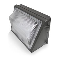 Wholesale outdoor lamps resale online - AC110 V IP65 W W W LED Wall Pack Light Lamp outdoor led wall mounted light lamp equivalent W traditional wallpack lamp