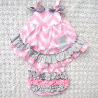 Wholesale Swing Sets Babies - Wholesale- 4Color Patchwork baby girls clothing set Summer style Sweet princess Sleeveless Baby girls Swing back Top set 0-2year