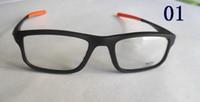 Wholesale Eyewear Soccer Glasses - Man Sports Glasses Optical Student Basketball Goggle Eyeglasses Frame Top Quality Football Spectacle Myopia Eyewear 49 Soccer