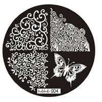 Wholesale Pattern Stamp Tool - Wholesale-Best Deal New Good Quality 2016 Butterfly Pattern Nail Art Image Stamp Stamping Plates Manicure Template Nail Art Tool 1PC