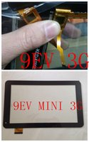 Wholesale Digitizer 9inch Tablet - Wholesale- 9.7inch 9inch for DEXP URSUS 9EV 3G MINI 3G tablet pc touch screen digitizer glass touch panel sensor replacement