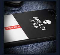 Wholesale Skull Phone Accessories - Cheap Celll Phone Accessories Two Colors Black and White Skull Popular Elements British Style Cases Covers
