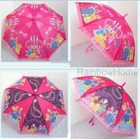 Wholesale Lace Umbrellas For Sale - Hot Sale Fashion Cute Snow White Series Princess Umbrella Cartoon Children Kids Girls Umbrellas with Lace 68cm for Christmas Gifts OEM ODM