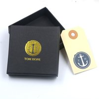 Wholesale Earring Pendant Display Cards - 5pcs High Quality Jewelry Box Paper Bangle Boxes, Earrings Pendant Box Square Display Packaging Gift Box With Card Accessories