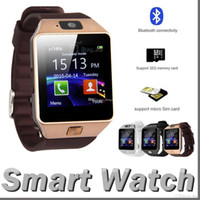 Wholesale DZ09 Smart Watch GT08 U8 A1 Wrisbrand Android Smart SIM Intelligent mobile phone watch can record the sleep state Smart watch