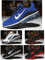 Wholesale China Sneakers Shoes Wholesale - New Arrive 2017 Mens Sport Maxes Running Shoes Sneakers china shoes Athletic Shoes Men Women Trainers Maxes KPU 3 Size US 7-13 Free Shipping