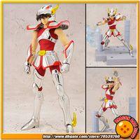"Wholesale Saint Seiya Japan Action Figures - Japan Anime ""Saint Seiya"" Original BANDAI Tamashii Nations D.D.PANORAMATION   DDP Action Figure - PEGASUS SEIYA - Pegasus Meteor Punches -"