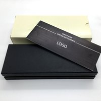 Wholesale Book Casing - Marker M Brand pen Gift Box with The papers Manual book , MB Pen cases