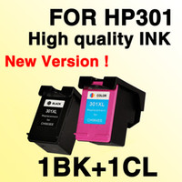 Wholesale Wholesale Hp Cartridges - For hp301 Ink cartridge for HP 301 HP301XL Deskjet 1050 2050 2050s 3050 2150 3150 D1010 1510 2540 4500 printer