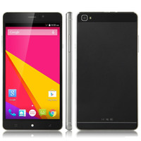 Wholesale Ebook Cover Inch - 6 inch Android 5.1 Cell Phone 4800mAh M8 MTK6580 Quad Core 3G WCDMA Dual SIM Unlocked Smartphone + Free Cover Cas