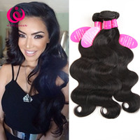 Wholesale Pruvian Virgin Hair - Brazilian Body Wave Hair Weave Double Weft 3Bundles Wow Queen Products Cheap Price Indian Pruvian Malaysian Virgin Human Hair Extensions