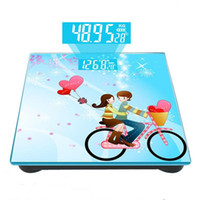 Wholesale New KG Cartoon Electronic Digital Body Scale Digital Weight Kitchen Scale Stock Offer Brand New