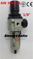 "Wholesale regulator filter - Air Compressor Filter Regulator,Water Moisture Trap AW 2000-01 , Type Pneumatic Tools,1 8"" Port,1 8 Inch"