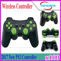Compra Console Giochi Playstation-Wireless Gamepad Bluetooth per PS3 Controller Playstation 3 dualshock gioco Playstation Play Station 3 console PS3 100 pz YX-PS3-13
