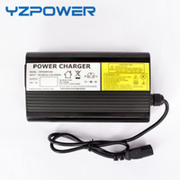 Wholesale Battery For Ebike - YZPOWER 14.6V 20A Smart Intelligent LifePO4 Battery Charger For 12V Electric Scooter Bicycle Ebike Wheelchair Battery