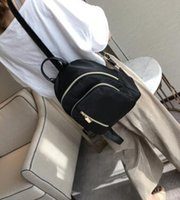 Wholesale Lady Leather Backpacks - Top-Quality 2017 Famous brand Genuine Leather Handbag Pochette Women Shoulder Bag lady classic clutch bag party bags purse 95567