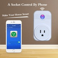 Smart Power Stecker Tragbarer Streifen Adapter Mini Smart Wifi Sockel Fernbedienung Singel Port Multifunktionale Smart Home Electronics