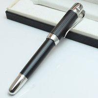 Wholesale art limited - Luxury M pen Black Rollerball Great writer Jules Verne limited edition Black Red Blue options pens