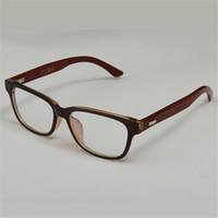 de560be89ae6 Wholesale eyeglass frames china online - China Retail Natural Wood Glasses  Frame Fashion Men Womens Eyeglasses