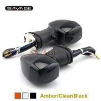 Wholesale Zx 12r - For KAWASAKI ZX-6R ZX-7R ZX-9R ZX-12R NINJA  ZR-7 ZR-7S Motorcycle Accessories Front Turn Signal Indicator Light Blinker Lamp