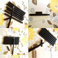 Wholesale Sponge Tip Applicators - DHL Free shipping 1.8ml cosmetic liquid eyeliner pen with sponge thin tip applicator(empty package)