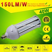 Corn outdoor cfl light bulbs - Outdoor W Watt LED Corn Bulb CFL Light Lamp lm w IP64 Waterproof