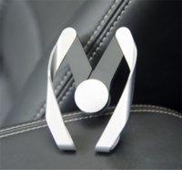 autoform handys großhandel-Universal M Form Handy Autohalterung Einstellbare M Modell Air Vent Mount Telefon Halterung Ständer Halter für iphone 6s 7 8 plus Samsung s7 s8