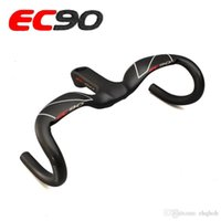 Wholesale Car Breaking - 2017 EC90 All carbon fiber road car sports car wind break handle one bend SIZE: 400 420 440 * 80 80 90 100   110MM Free Shipping