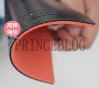 Wholesale High Quality Table Tennis Rackets - Sale high quality red sponge T80 rubber blade table tennis table tennis table tennis racket free shipping