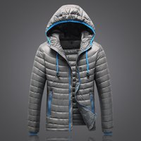 Wholesale Mens Face Jackets - 2018 winter Men's Down & Parkas Classic Brand THE Men Wear Thick Winter Outdoor Heavy Coats Down Jacket North mens jackets Clothes Face 1503