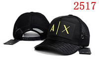Wholesale Golf Straps - Wholesale New fashion AX hats Brand Hundreds Strap Back Cap men women bone snapback hat Adjustable panel Casquette golf sports baseball Cap